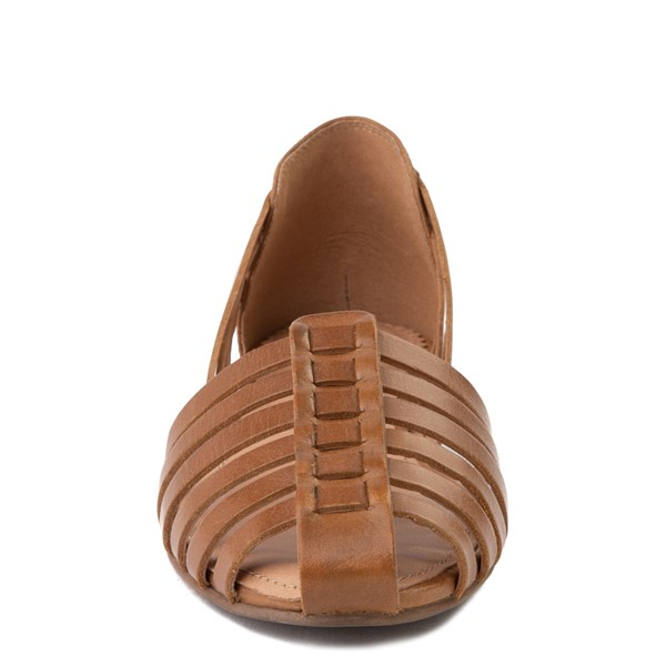 alternate view Womens Crevo Sidney Sandal - ChestnutALT4
