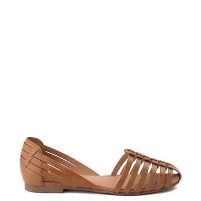 Main view of Womens Crevo Sidney Sandal - Chestnut