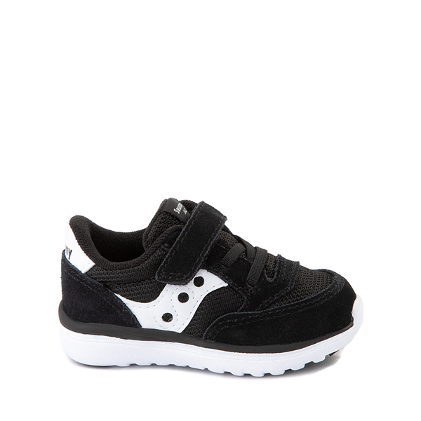Main view of Saucony Jazz Lite Athletic Shoe - Baby / Toddler / Little Kid - Black