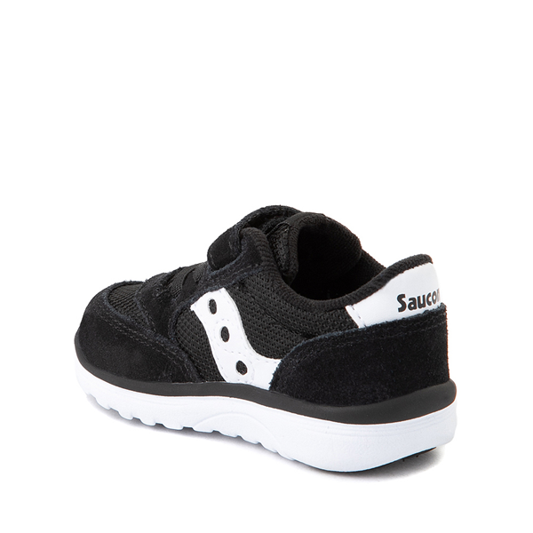 alternate view Saucony Jazz Lite Athletic Shoe - Baby / Toddler / Little Kid - BlackALT1
