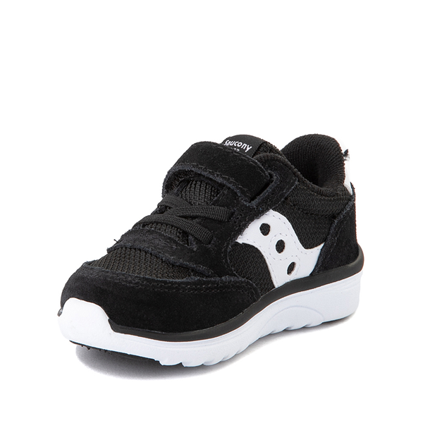 alternate view Saucony Jazz Lite Athletic Shoe - Baby / Toddler / Little Kid - BlackALT2