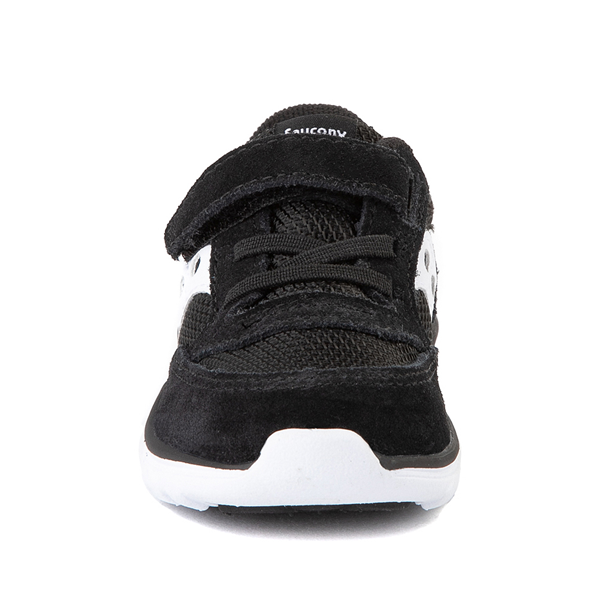 alternate view Saucony Jazz Lite Athletic Shoe - Baby / Toddler / Little Kid - BlackALT4