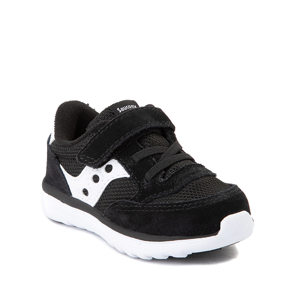alternate view Saucony Jazz Lite Athletic Shoe - Baby / Toddler / Little Kid - BlackALT5