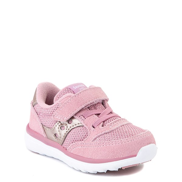 alternate view Saucony Jazz Lite Athletic Shoe - Baby / Toddler / Little Kid - BlushALT1