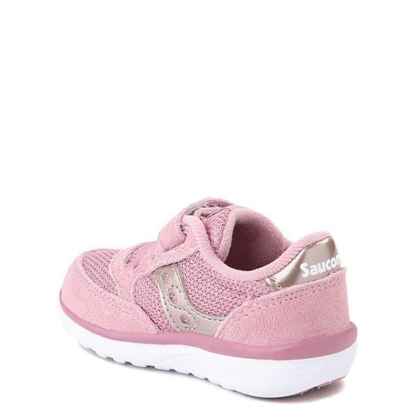 alternate view Saucony Jazz Lite Athletic Shoe - Baby / Toddler / Little Kid - BlushALT2