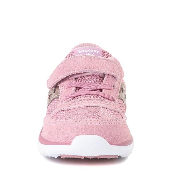 alternate view Saucony Jazz Lite Athletic Shoe - Baby / Toddler / Little Kid - BlushALT4