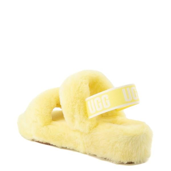 alternate view Womens UGG® Oh Yeah Slide Sandal - MargaritaALT2