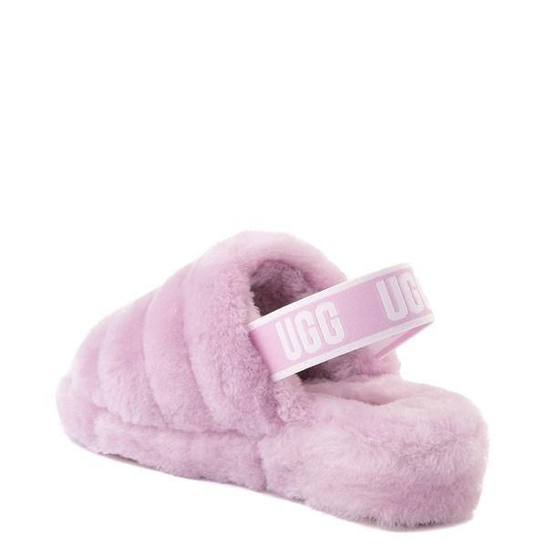alternate view Womens UGG® Fluff Yeah Slide Sandal - California AsterALT2