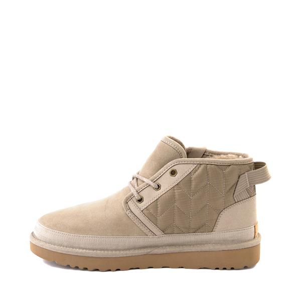 alternate view Mens UGG® Neumel Zip Casual Shoe - SandALT1