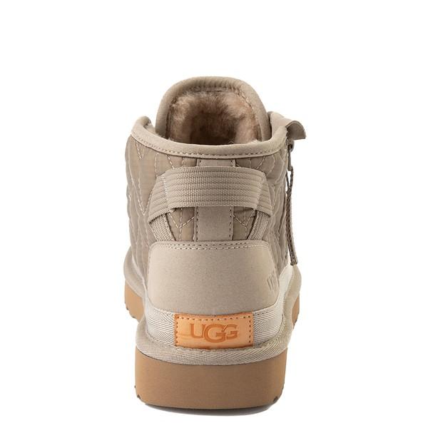 alternate view Mens UGG® Neumel Zip Casual Shoe - SandALT2B