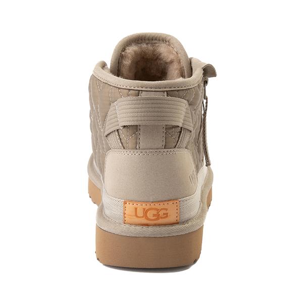 alternate view Mens UGG® Neumel Zip Casual Shoe - SandALT4