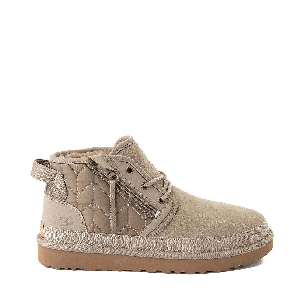 Mens UGG® Neumel Zip Casual Shoe - Sand