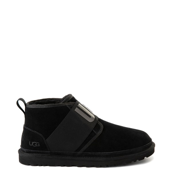 Main view of Mens UGG® Neumel Graphic Casual Shoe - Black
