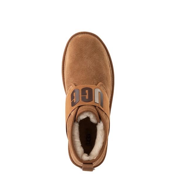 alternate view Mens UGG® Neumel Graphic Casual Shoe - ChestnutALT4B