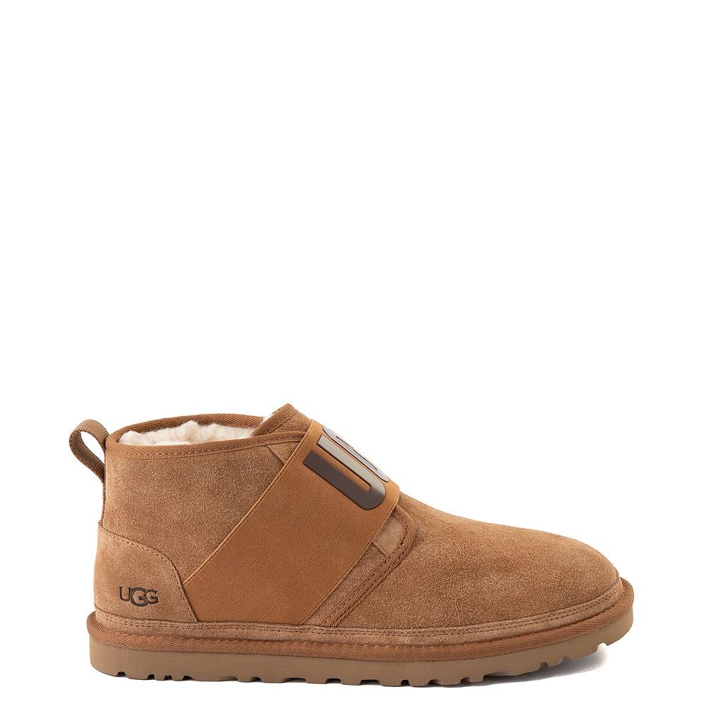 Mens UGG® Neumel Graphic Casual Shoe - Chestnut