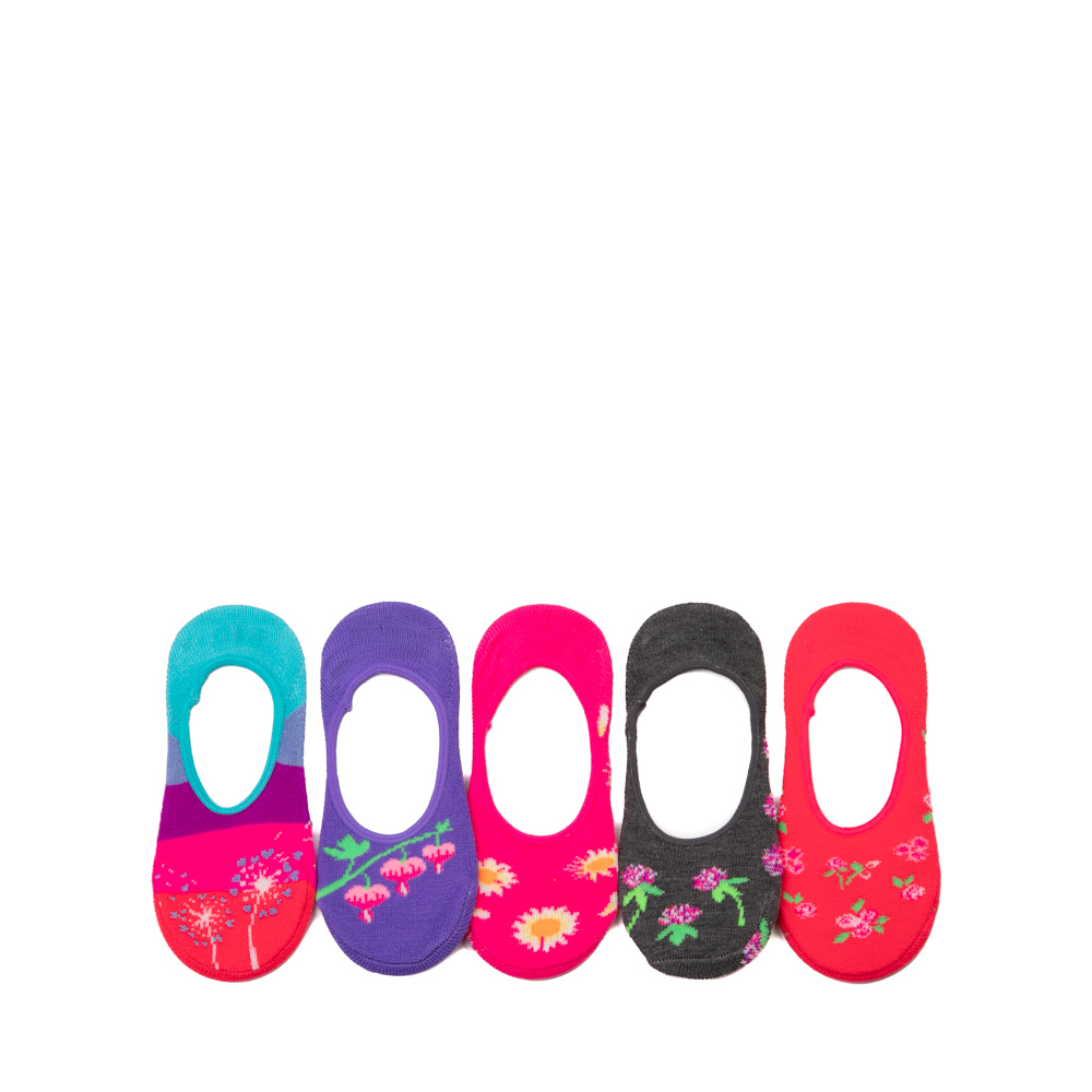 Floral Mix Glow Liners 5 Pack - Toddler - Multicolor