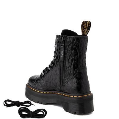 Alternate view of Dr. Martens x X-Girl Jadon Boot - Black