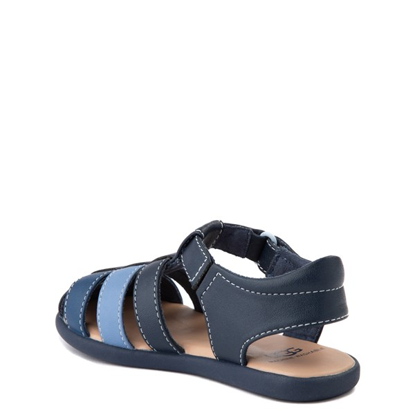 alternate view UGG® Kolding Sandal - Toddler / Little Kid - NavyALT2