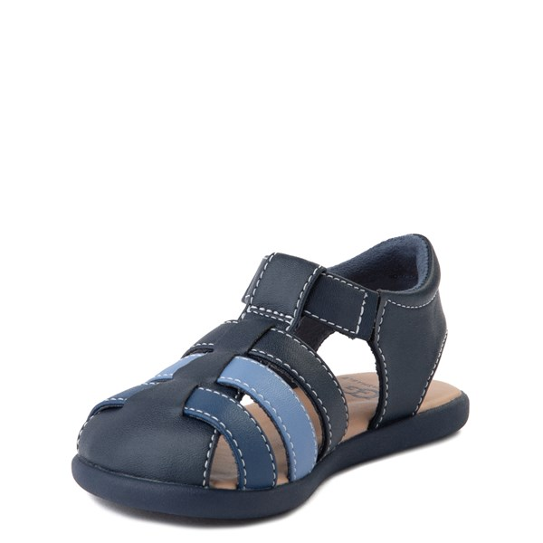 alternate view UGG® Kolding Sandal - Toddler / Little Kid - NavyALT3