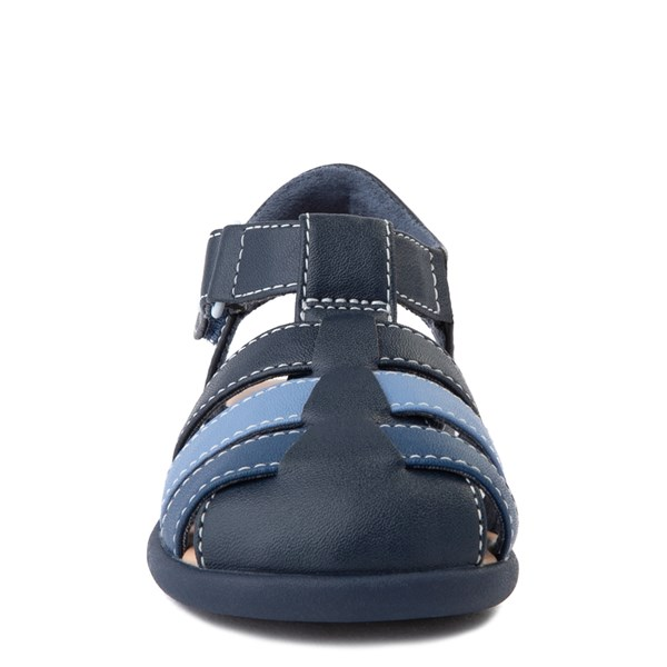 alternate view UGG® Kolding Sandal - Toddler / Little Kid - NavyALT4