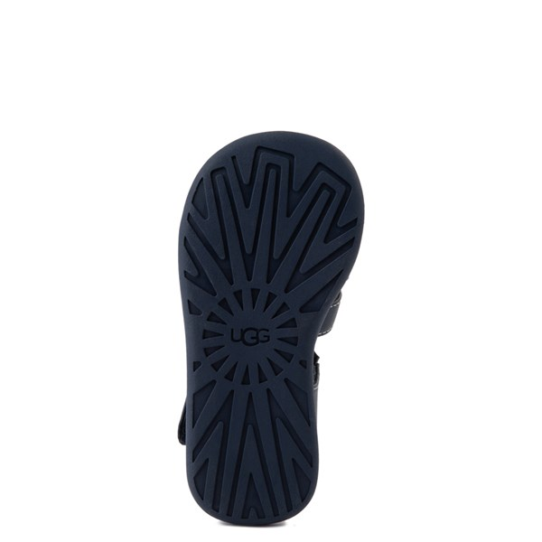 alternate view UGG® Kolding Sandal - Toddler / Little Kid - NavyALT5