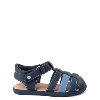 Main view of UGG® Kolding Sandal - Toddler / Little Kid - Navy