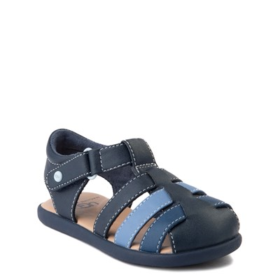 Alternate view of UGG® Kolding Sandal - Toddler / Little Kid - Navy