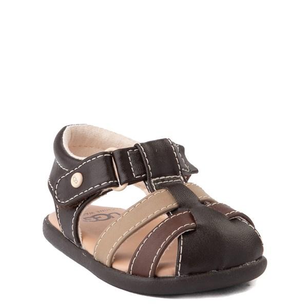 alternate view UGG® Kolding Sandal - Baby / Toddler - StoutALT1