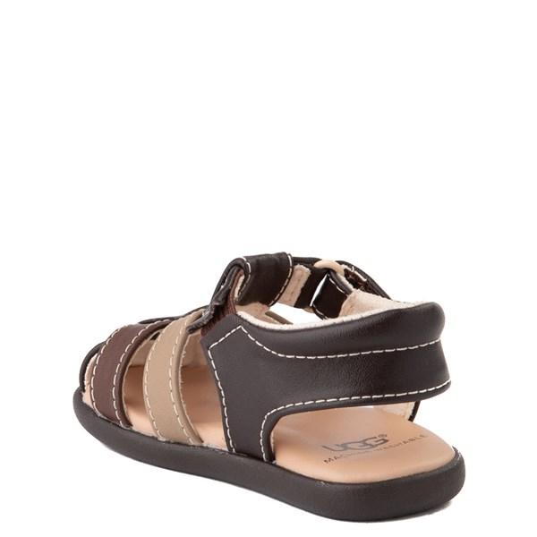 alternate view UGG® Kolding Sandal - Baby / Toddler - StoutALT2