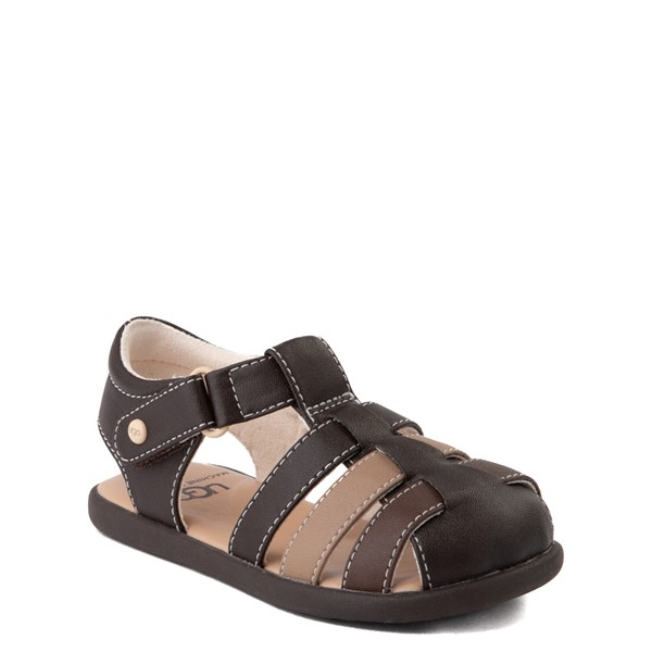 alternate view UGG® Kolding Sandal - Toddler / Little Kid - StoutALT5