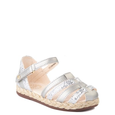Alternate view of UGG® Matilde Sandal - Toddler / Little Kid - Silver