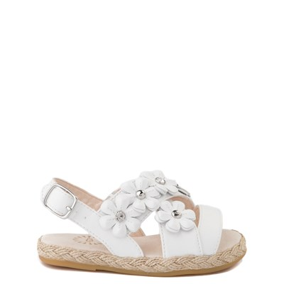 Main view of UGG® Allairey Sandal - Toddler / Little Kid - White