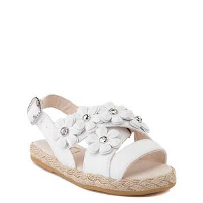 Alternate view of UGG® Allairey Sandal - Toddler / Little Kid - White
