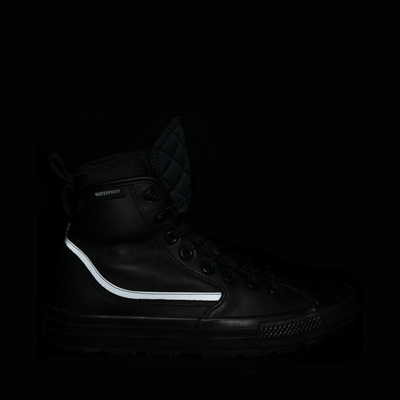 Alternate view of Converse Utility All Terrain Chuck Taylor All Star Hi Sneaker - Black Monochrome