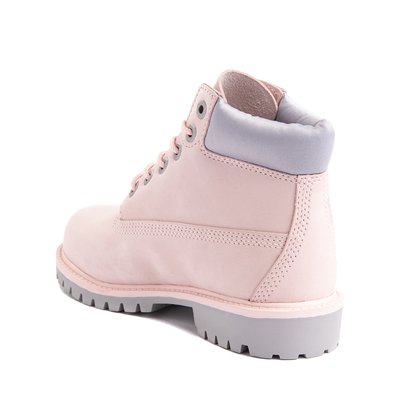 "Alternate view of Timberland 6"" Classic Boot - Little Kid - Chintz Rose"