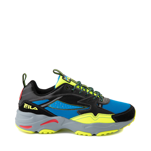 Mens Fila Trail Tracer Athletic Shoe - Multi