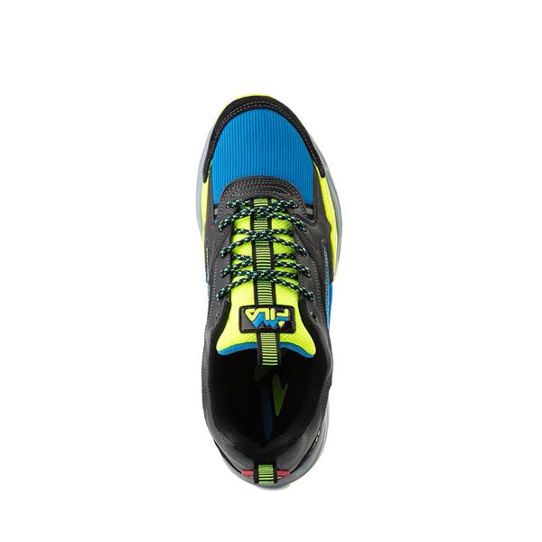 alternate view Mens Fila Trail Tracer Athletic Shoe - MultiALT2