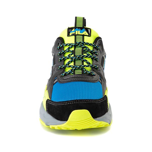 alternate view Mens Fila Trail Tracer Athletic Shoe - MultiALT4