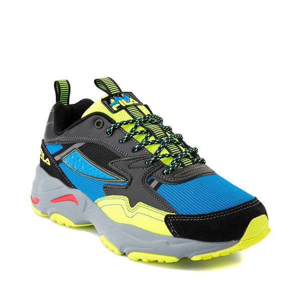 alternate view Mens Fila Trail Tracer Athletic Shoe - MultiALT5