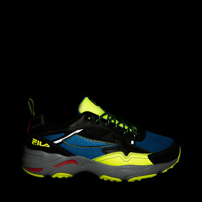Alternate view of Mens Fila Trail Tracer Athletic Shoe - Multi