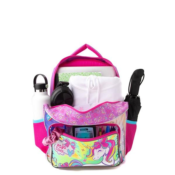 alternate view JoJo Siwa™ Be Your Star Backpack - PinkALT1