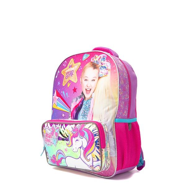 alternate view JoJo Siwa™ Be Your Star Backpack - PinkALT4