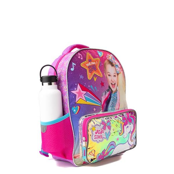 alternate view JoJo Siwa™ Be Your Star Backpack - PinkALT4B