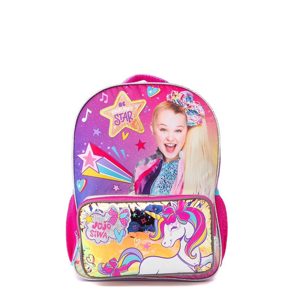 JoJo Siwa™ Be Your Star Backpack - Pink