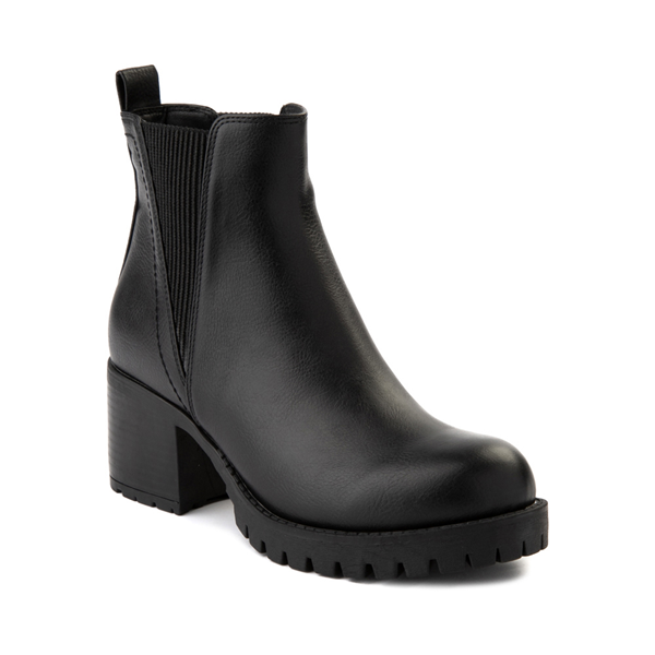 alternate view Womens MIA Laren Chelsea Boot - BlackALT5