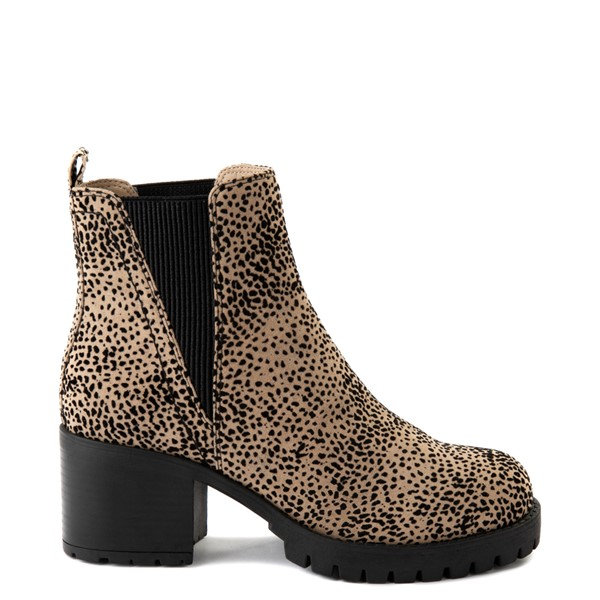 Womens MIA Laren Chelsea Boot - Cheetah