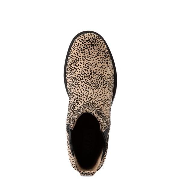 alternate view Womens MIA Laren Chelsea Boot - CheetahALT2