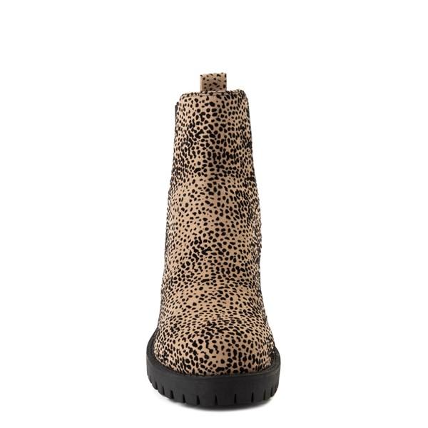 alternate view Womens MIA Laren Chelsea Boot - CheetahALT4