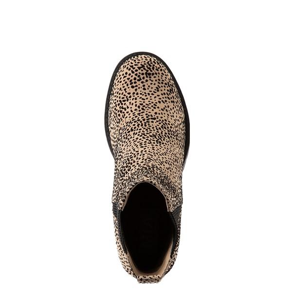 alternate view Womens MIA Laren Chelsea Boot - CheetahALT4B