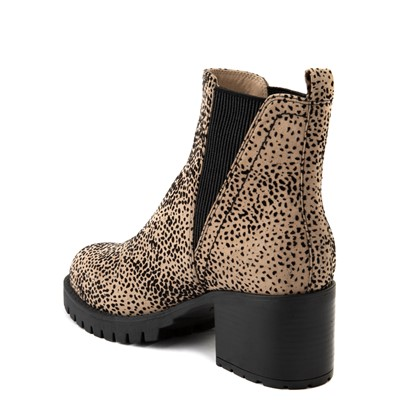 Alternate view of Womens MIA Laren Chelsea Boot - Cheetah
